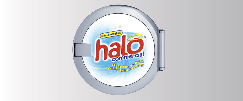 Halo Washing Machine